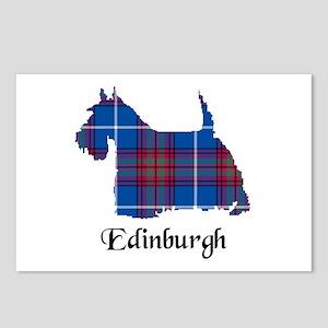 Terrier - Edinburgh dist. Postcards (Package of 8)