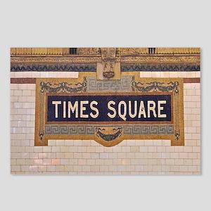 times square postcards cafepress