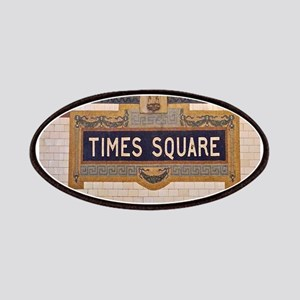 Times Square Subway Station Patches