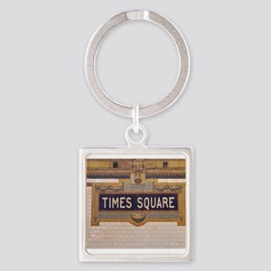 Times Square Subway Station Keychains