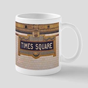 Times Square Subway Station Mugs