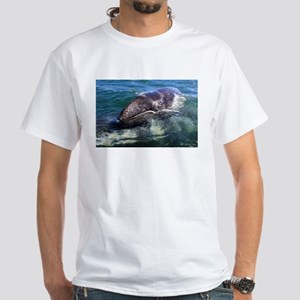 Gray Whale Baby T-Shirt