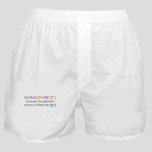 Grandparents Boxer Shorts