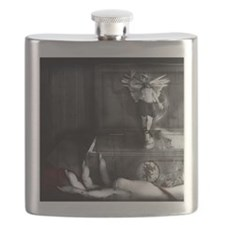 The Music Box Flask