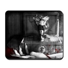 The Music Box Mousepad