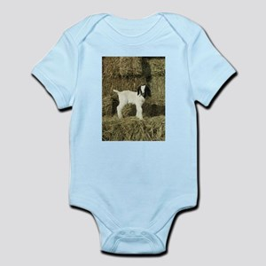 Kid Playing In The Hay Body Suit