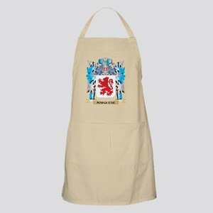 Marquese Coat of Arms - Family Crest Apron