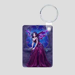 Andromeda Dragon Art Keychains