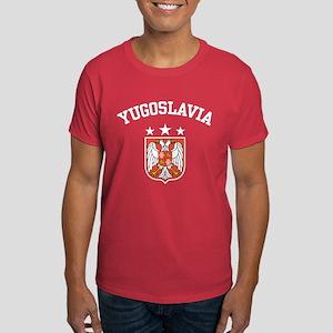 Yugoslavia Coat of Arms Dark T-Shirt
