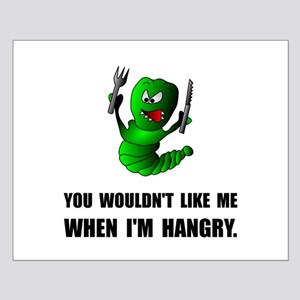 Hangry Monster Posters
