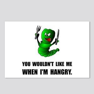 Hangry Monster Postcards (Package of 8)