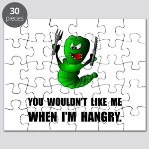 Hangry Monster Puzzle