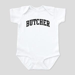 BUTCHER: retired not expired Infant Bodysuit