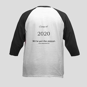 Kid's Class of 2020 Baseball Jersey