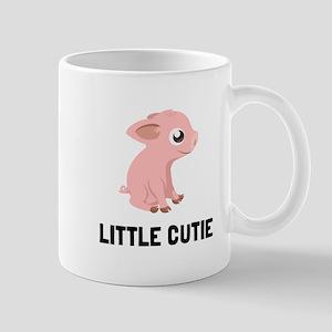 Little Cutie Pig Mugs