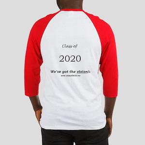 Class of 2020 Adult Baseball Jersey