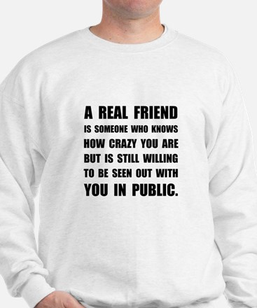 Real Friend Crazy Jumper