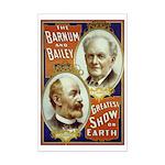 P.T. BARNUM poster 11x17