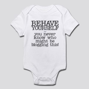 Bloggers are everywhere Infant Bodysuit