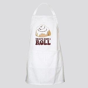 How I Roll (Cinnamon Roll) Apron