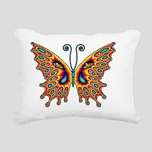 Farfalla Rectangular Canvas Pillow