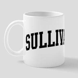 SULLIVAN (curve-black) Mug
