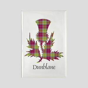 Thistle - Dunblane dist. Rectangle Magnet