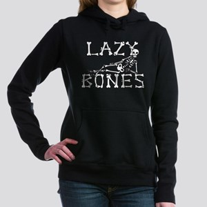 Lazy Bones Women's Hooded Sweatshirt