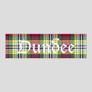 Tartan - Dundee dist. 36x11 Wall Decal