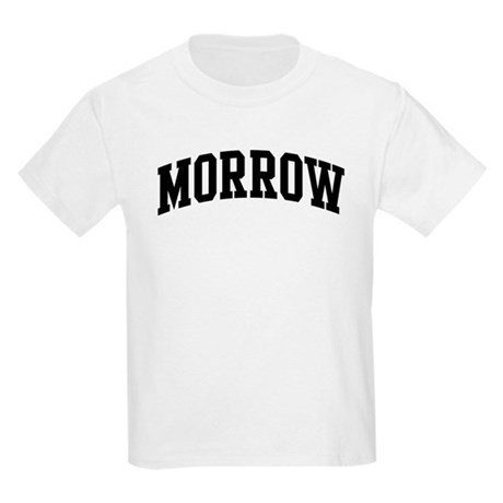 MORROW (curve-black) Kids Light T-Shirt