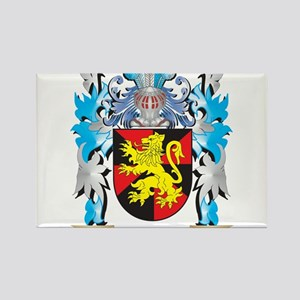 Mathe Coat of Arms - Family Crest Magnets