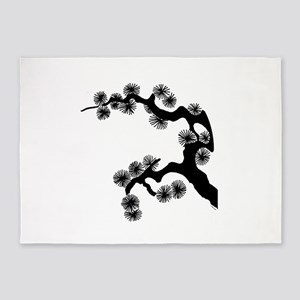 Bonsai 5'x7'Area Rug