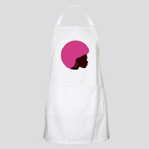 Pink_Afro Apron
