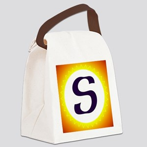 Sunny S Canvas Lunch Bag