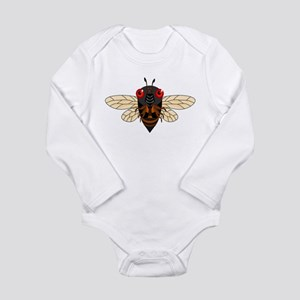 Cute Cartoon Cicada Body Suit