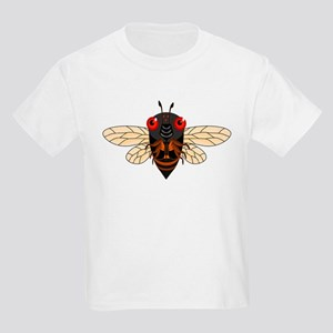 Cute Cartoon Cicada T-Shirt