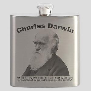 Darwin: Poor Flask