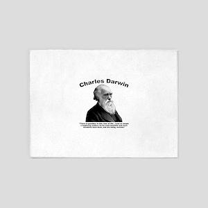 Darwin: Evolved 5'x7'Area Rug