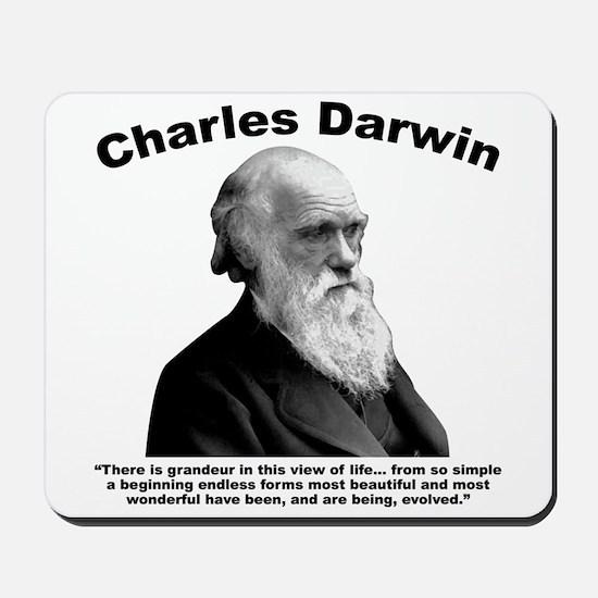 Darwin: Evolved Mousepad