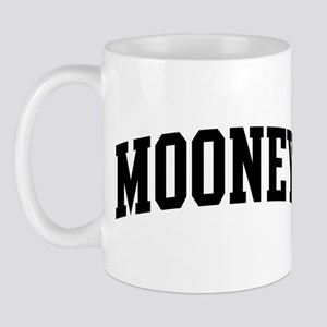 MOONEY (curve-black) Mug