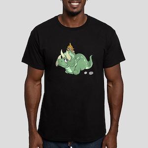 Dinosaur And Girl T-Shirt