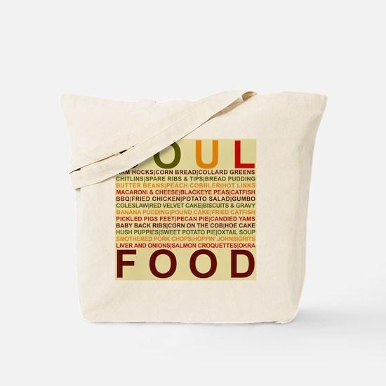 Soul_Food_All.png Tote Bag