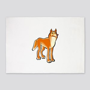 Dingo 5'x7'Area Rug