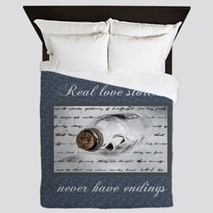 Real Love Stories Queen Duvet
