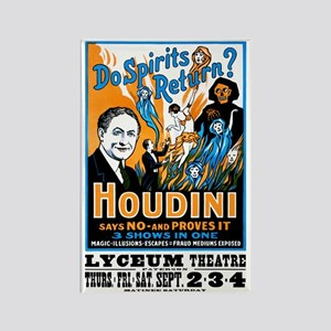 HOUDINI SPIRITS fridge magnet