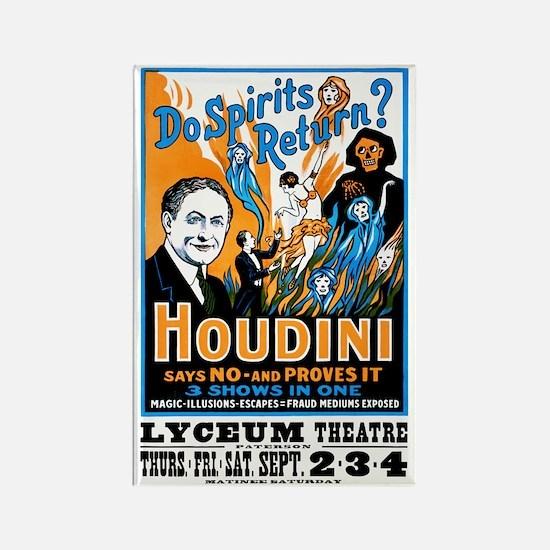 HOUDINI SPIRITS fridge magnet