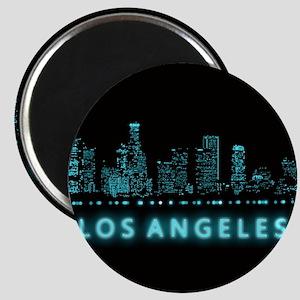 Digital Cityscape: Los Angeles, California Magnet
