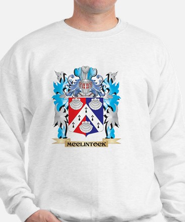 Mcclintock Coat of Arms - Family Crest Sweatshirt