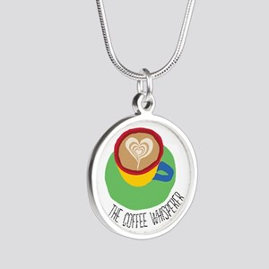 The Coffee Whisperer Necklaces
