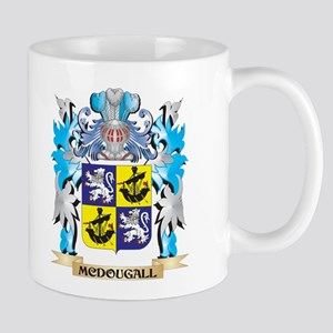Mcdougall Coat of Arms - Family Crest Mugs